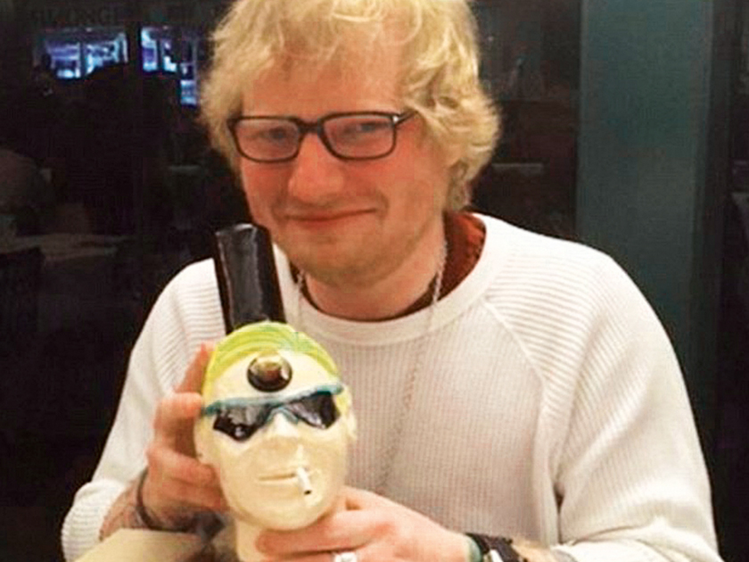 Ed Sheeran has just four friends after fame left him with 'crippling anxiety' 4