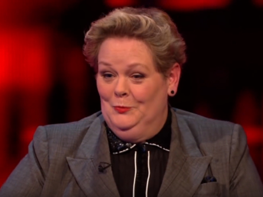 The Chase Star Anne The Governess Hegerty Deals With Body Shamers In The Best Way