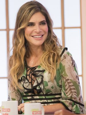 Robbie Williams' wife Ayda Field too 'knackered' to have sex with her husband