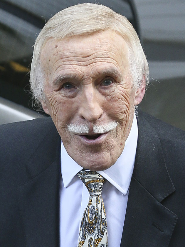 Stars pay tribute as Strictly Come Dancing legend Sir Bruce Forsyth dies