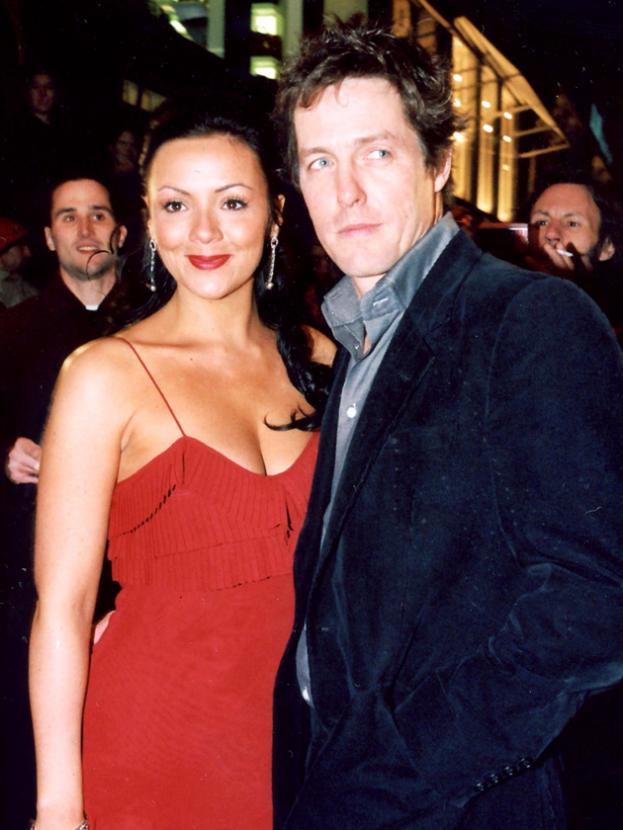 Martine Mccutcheon Spills On Kissing Hugh Grant In Love Actually