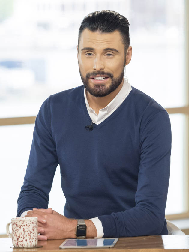 Good News Is That This Morning They >> Rylan Clark-Neal apologises for sexual assault comments