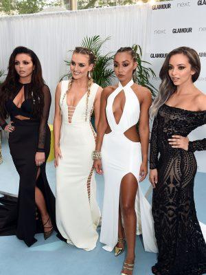 Mandatory Credit: Photo by Richard Young/REX/Shutterstock (5717586ba) Little Mix Glamour Women of the Year Awards, London, Britain - 07 Jun 2016