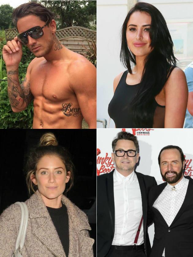 Celebrity Big Brother: EW TV critics discuss the premiere ...