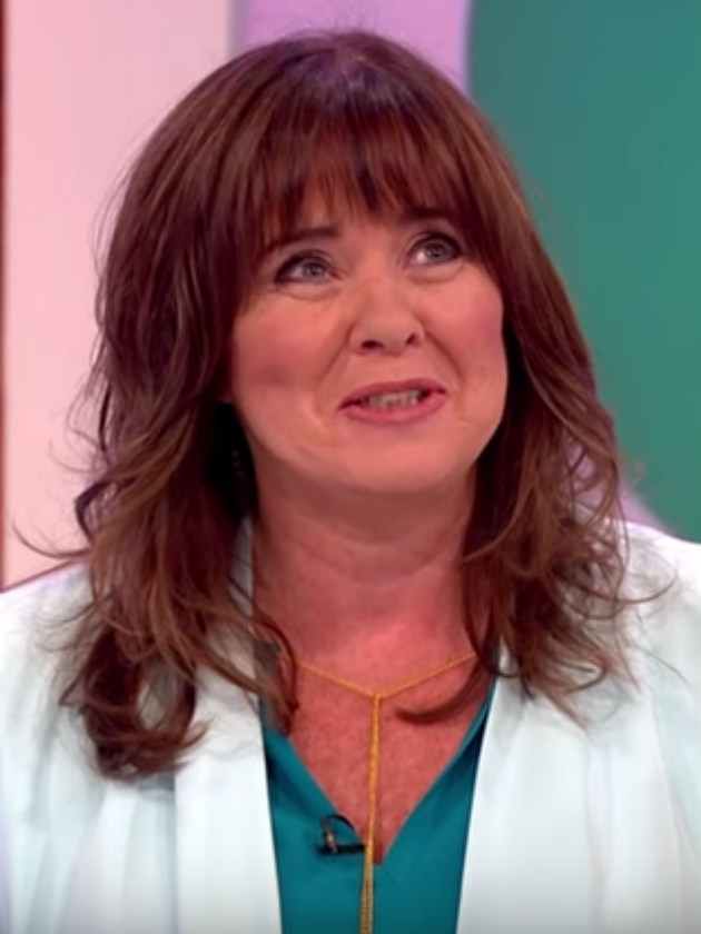 WHAT?! Coleen Nolan makes shocking sex toy confession on ...