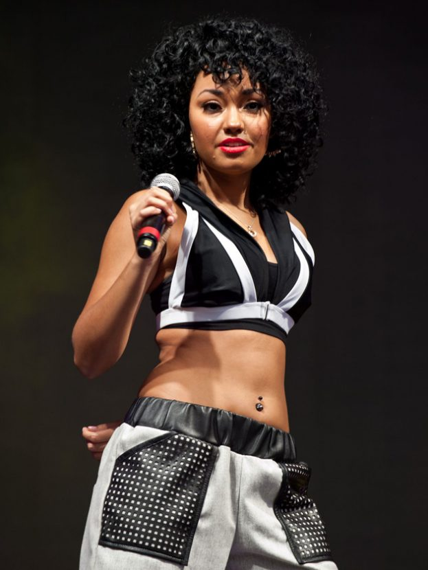 Little Mix's Leigh-Anne Pinnock: August 2012