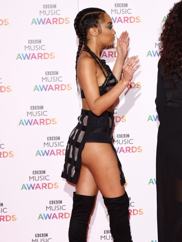 Little Mix's Leigh-Anne Pinnock: December 2015