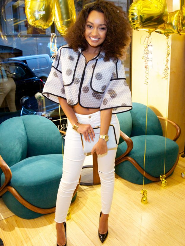 Little Mix's Leigh-Anne Pinnock: May 2015