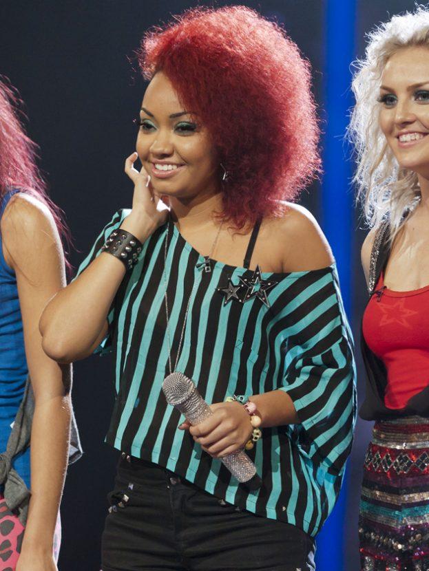 Little Mix's Leigh-Anne Pinnock: October 2011
