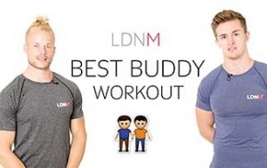 LDN Muscle buddy up