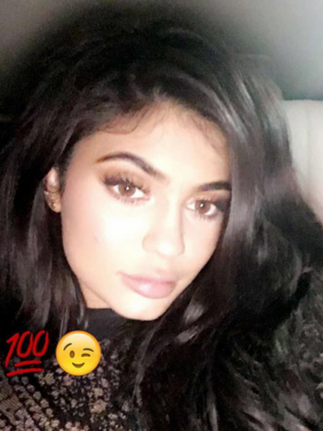 Anothe Kylie Lip Kit Dupe That S Going To Make Your Lips: Tyga Bought Kylie Jenner ANOTHER Car For Her Birthday And