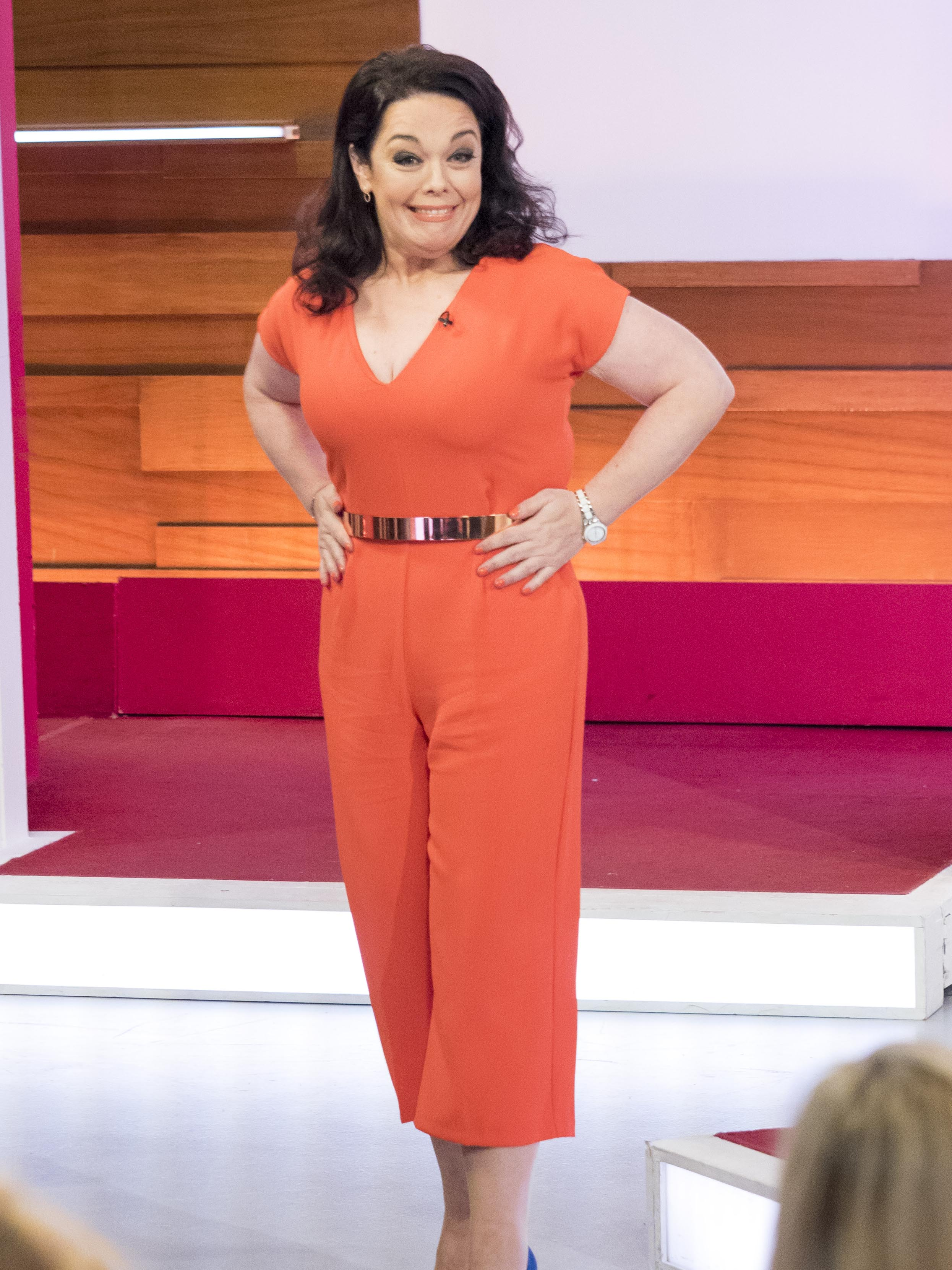 What A Transformation See Lisa Riley S Weight Loss In Pictures