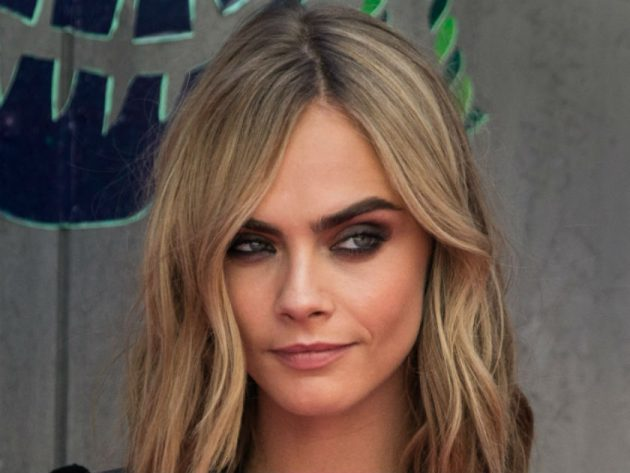 Woah Cara Delevingne Shaves Her Entire Head For New Film