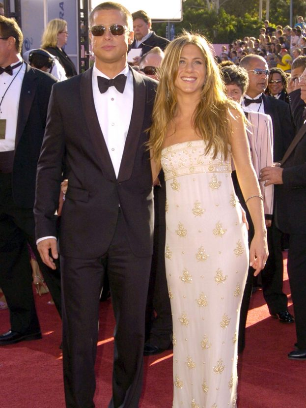 Brad Pitt and Jennifer Aniston's secret phone call after Angelina Jolie split revealed 5