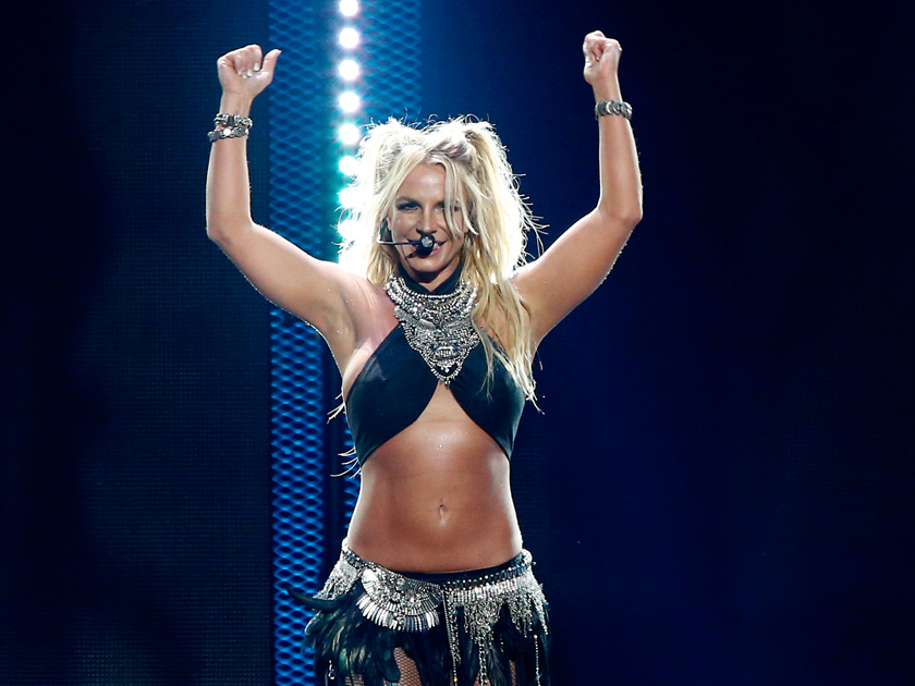 Britney Spears 9 Photos Of Her Banging Body And How She Gets It