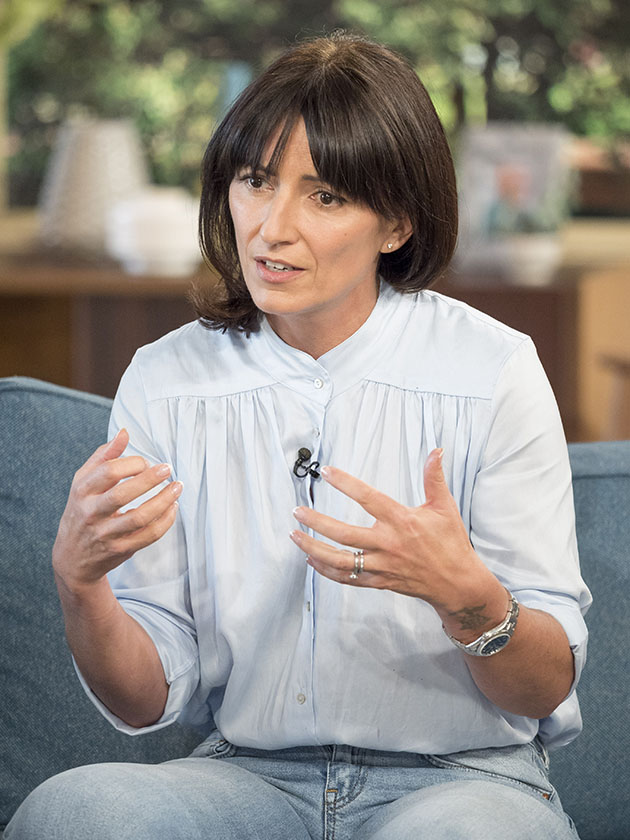Davina Mccall Breaks Down On This Morning As She Discusses