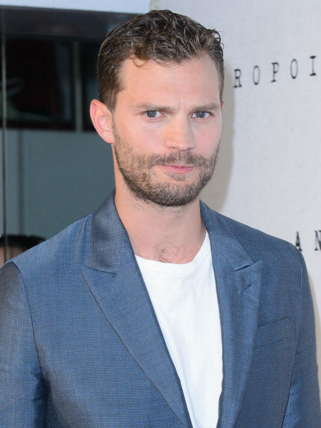 Jamie Dornan confirms Fifty Shades Of Grey exit and ...