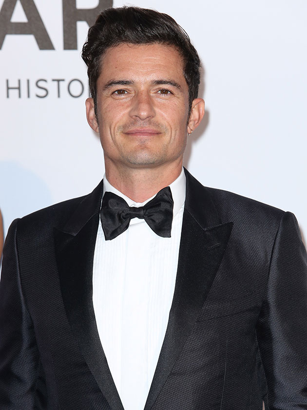 Orlando Bloom shares h... Orlando Bloom