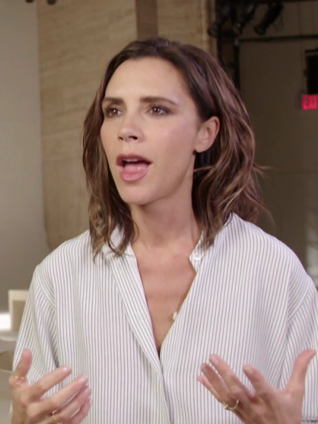 Victoria Beckham reveals shock beauty secret about David Beckham