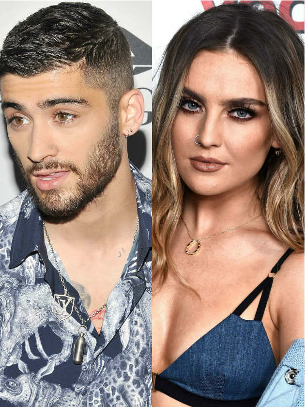 Did Zayn Malik Just Diss Perrie Edwards Ahead Of Her Brits