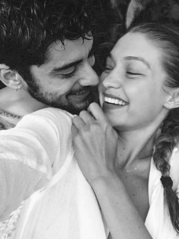 Gigi Hadid S Mum Gushes Over Zayn In The Cutest Loved Up