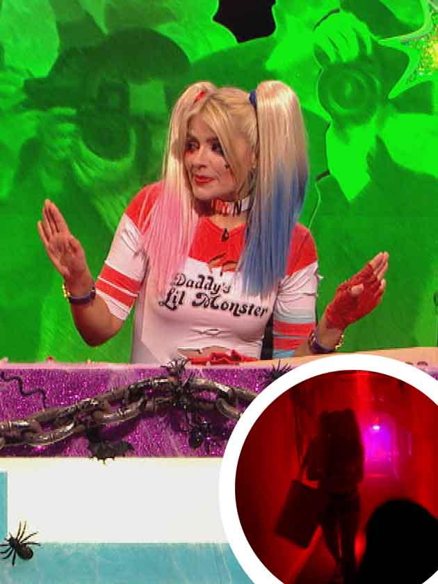 watch i will sht my pants holly willoughby gets the