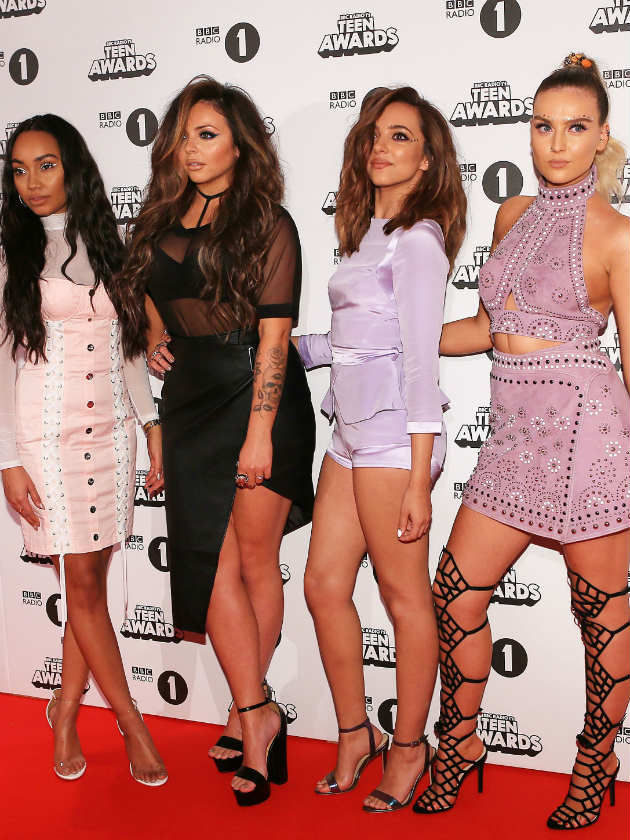 Oops Little Mix Make Awkward Instagram Gaffe With Competition Photo