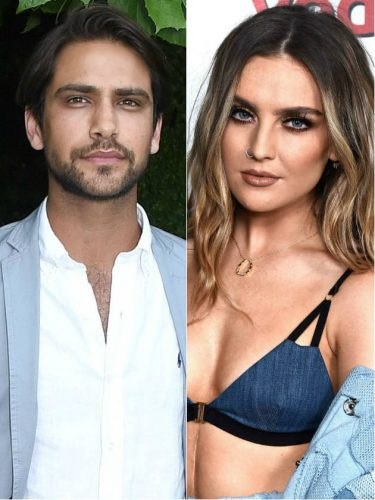 1 / 2. Luke Pasqualino Perrie Edwards
