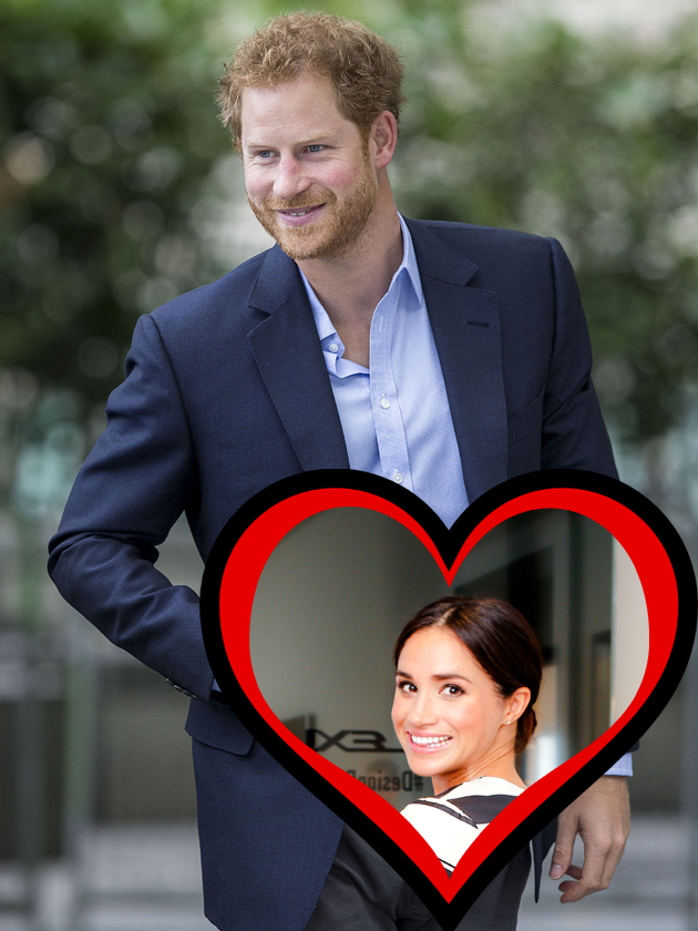 prince harry and meghan markle latest 39 they 39 re practically living together 39. Black Bedroom Furniture Sets. Home Design Ideas