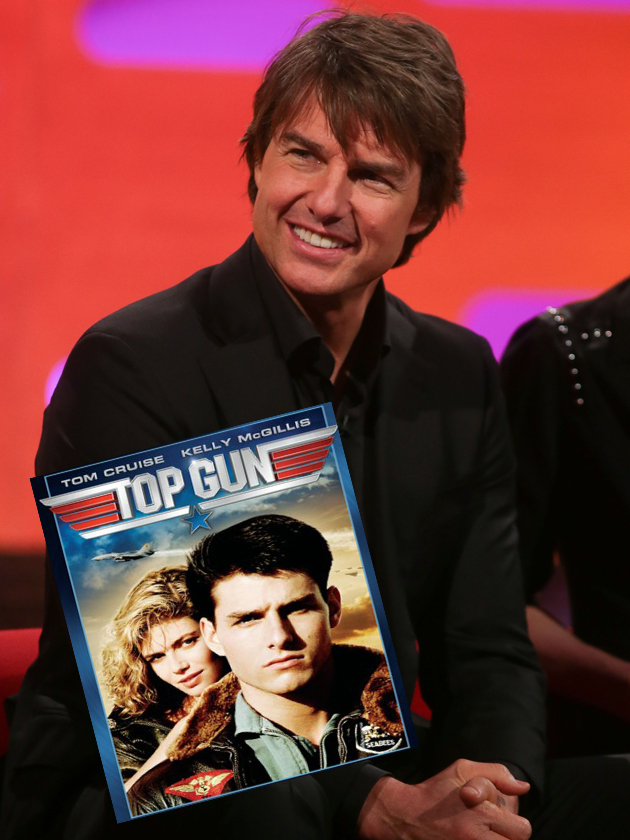Tom Cruise 'in discussions for Top Gun 2'! This should NEVER happen