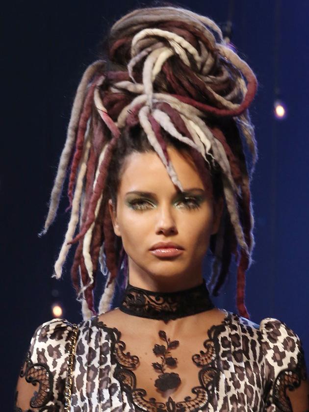Fashion Show Dreads Controversy