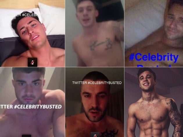 busted celebrities sex videos