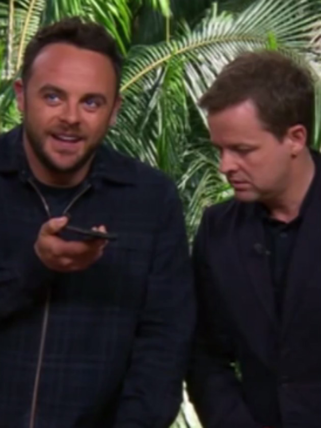 WATCH: First I'm A Celebrity trailer leaked ahead of Holly ...