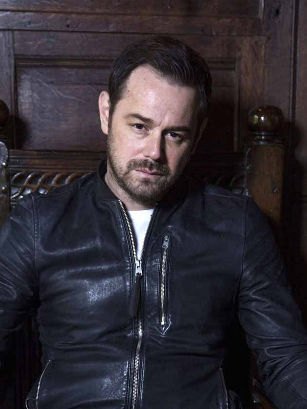 eastenders royalty  danny dyer discovers a surprising