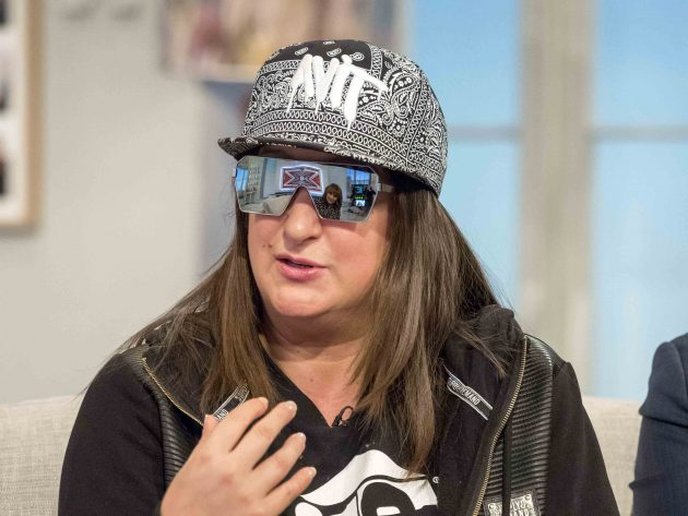 dc75c51c15d X Factor s Honey G reveals she s gay in NAKED photoshoot