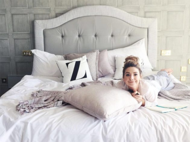 Zoella Bedroom Inspiration