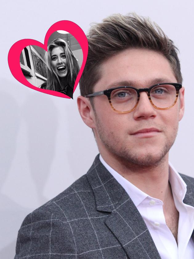 Is Niall Horan Hookup Jessica Serfaty