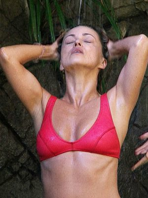 I'm A Celebrity: See all the best shower scene pictures EVER!