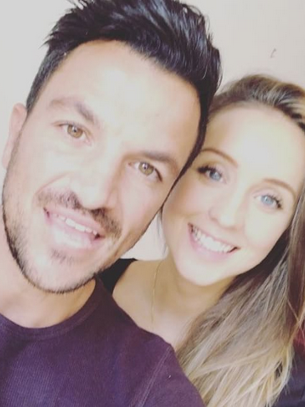 peter andre and emily macdonagh welcome new baby boy to