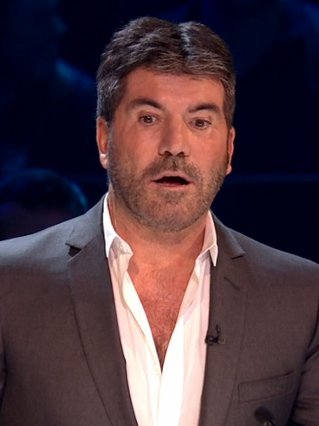 Simon Cowell Throws X Factor Final Into Disarray