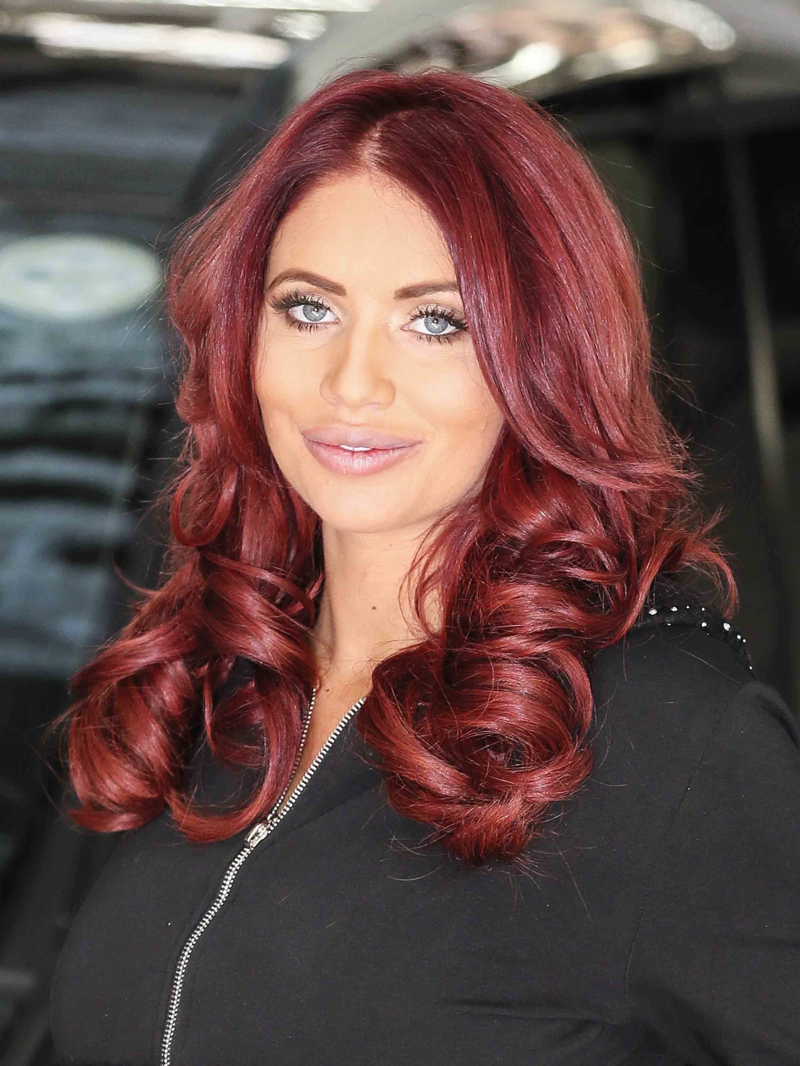 towie's amy childs finally reveals the name of her baby girl - and