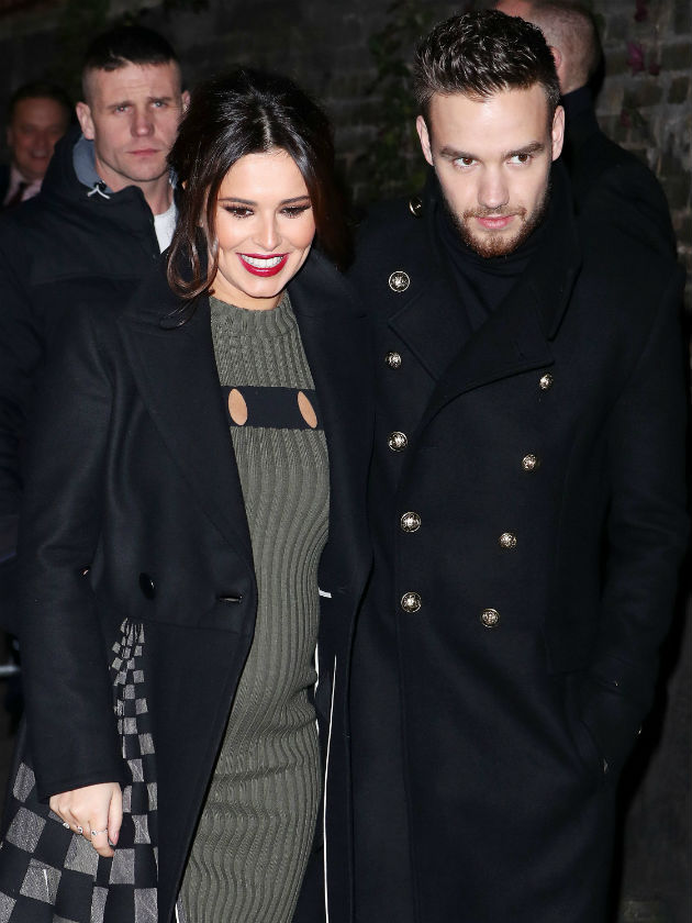 STOP EVERYTHING! Cheryl Cole has given birth to Liam Payne's baby