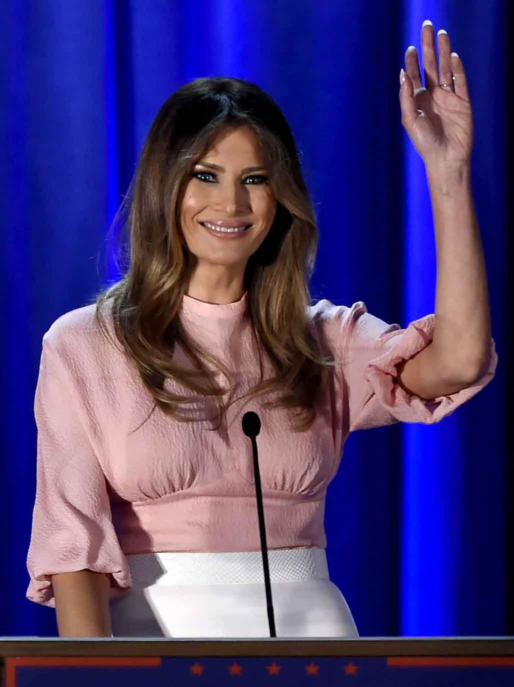 67333a77b1a57 Everything you need to know about Melania Trump