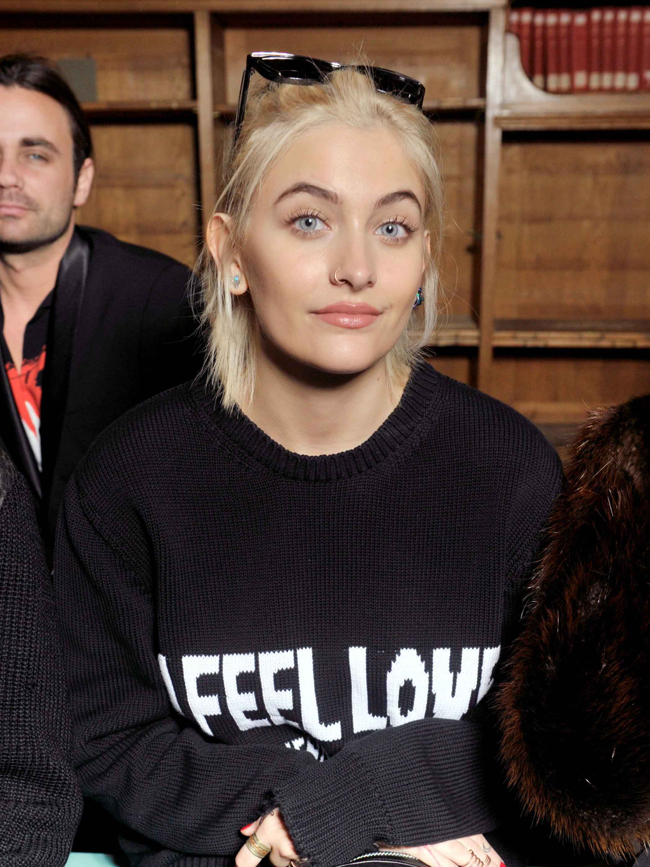 Paris Jackson opens up about sexual assault for the very ...