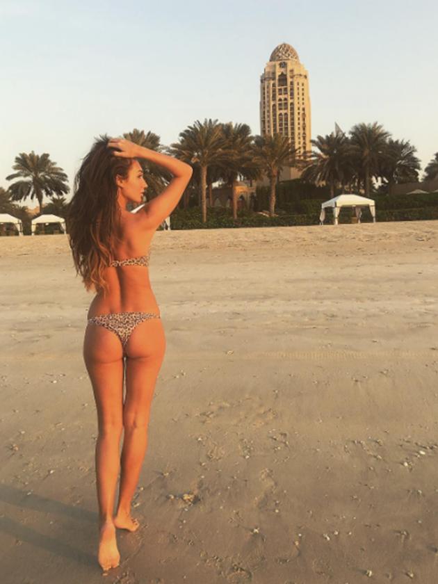 You won't believe how many bikinis Megan McKenna owns