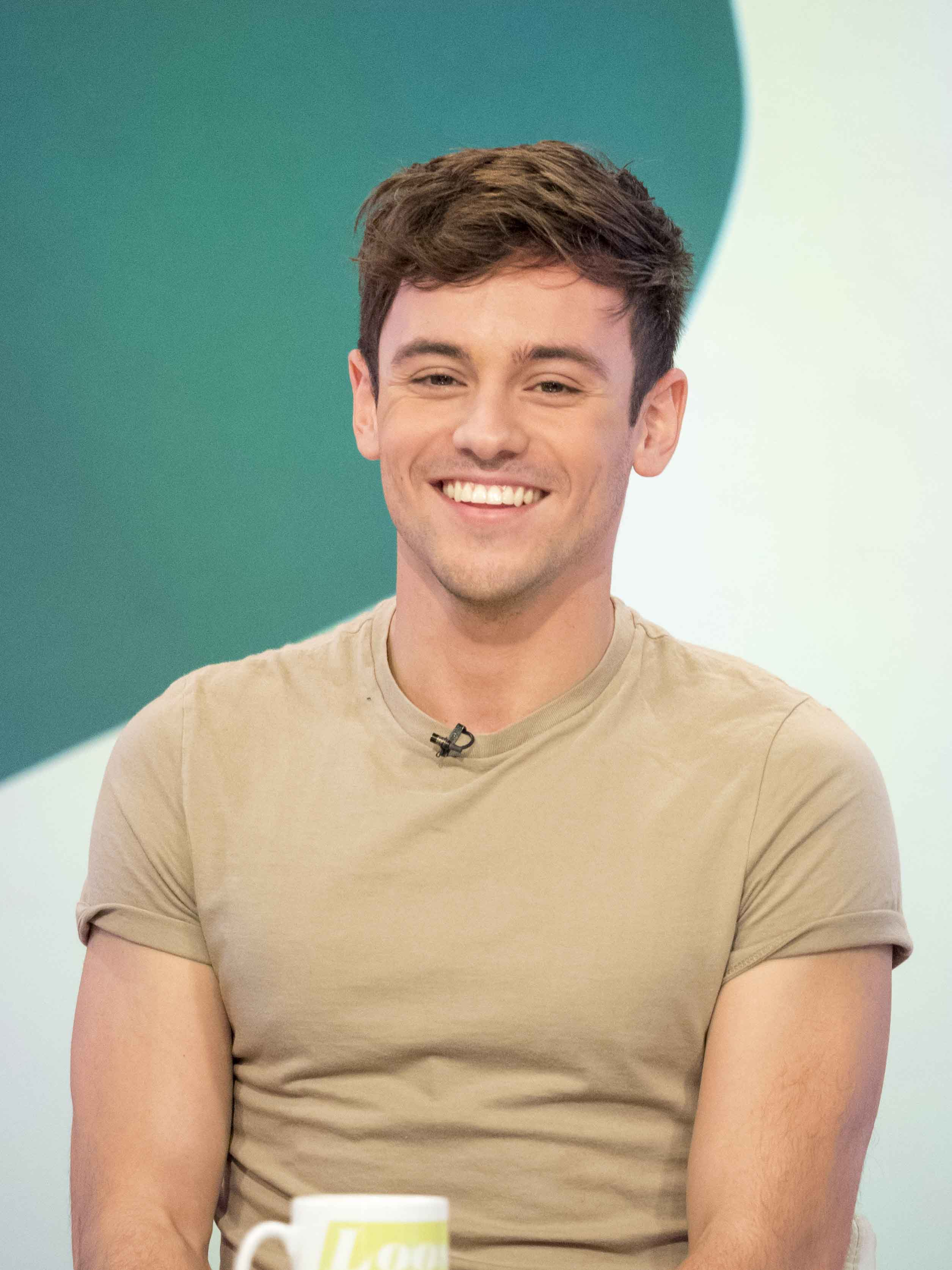 I Could End Up In A Wheelchair Tom Daley Reveals Impact Of His Training