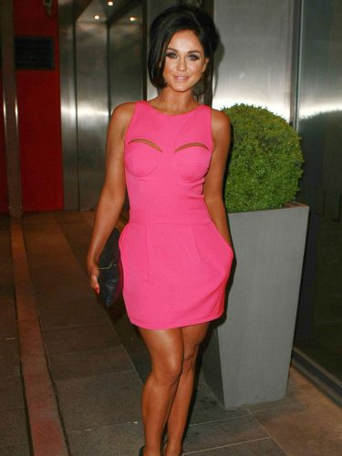 Vicky Pattison EXPLODES on Instagram after being accused of this