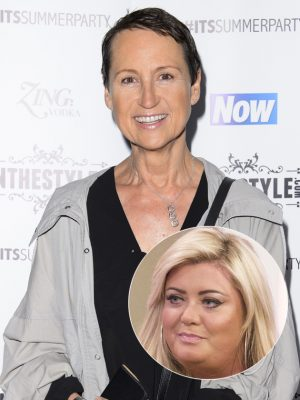IT'S WAR! Carol McGiffin lays into TOWIE's Gemma Collins: 'She's an egomaniac horror!'