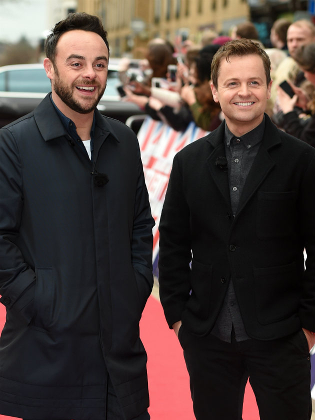Will Declan Donnelly present alone for the first time without Ant McPartlin?