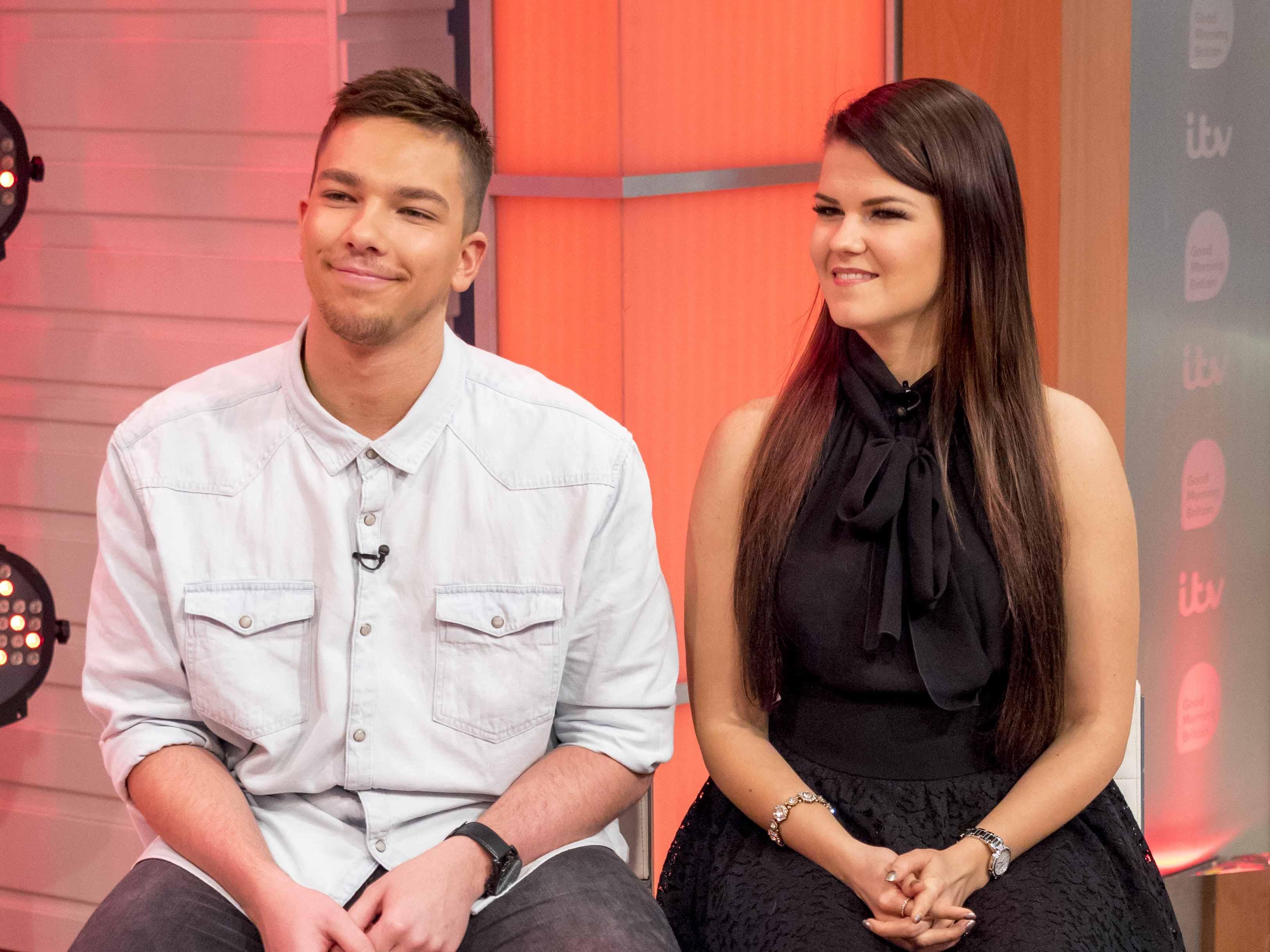 X Factor's Matt Terry to support Saara Aalto at her own concert